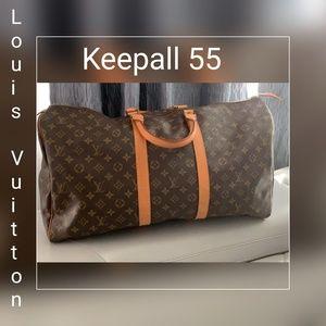 Vintage Keepall 55